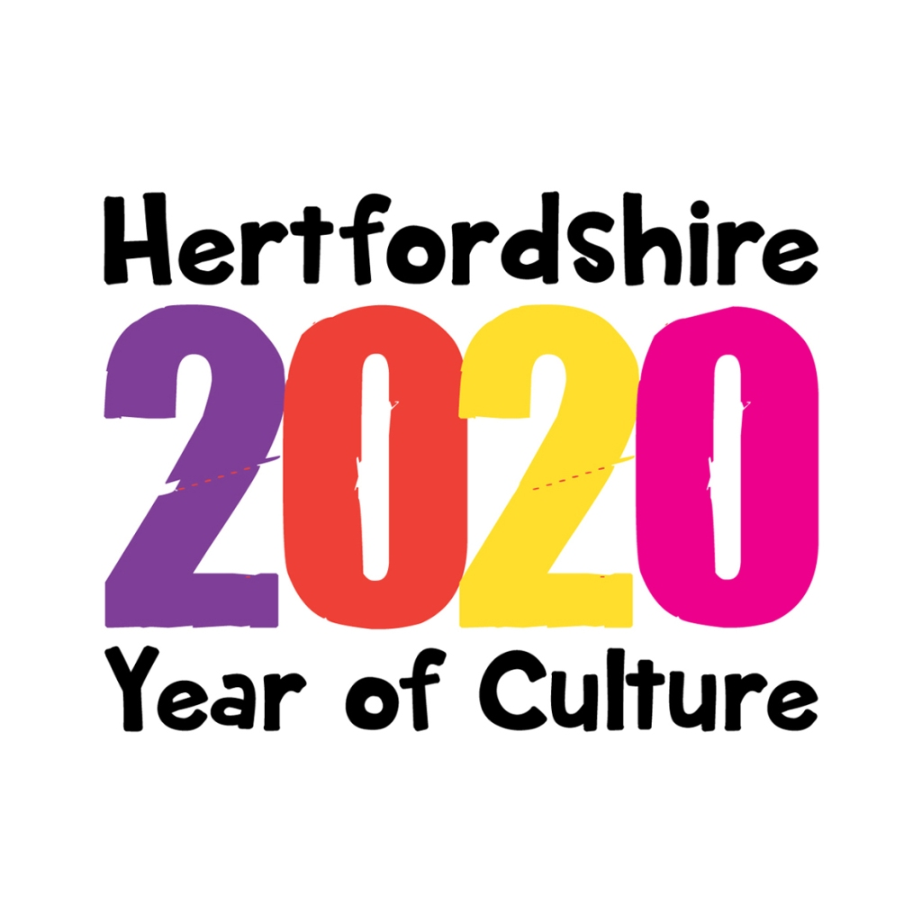 Hertfordshire Year of Culture logo